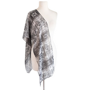 by VINNIK Signature Scarf (Multiple Prints Available)
