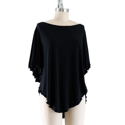 "byVINNIK ""Signature Black"" Rubato Top"