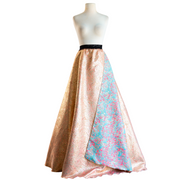 "by VINNIK Full Length Reversible Wrap Skirt ""Maria Stuarda"""