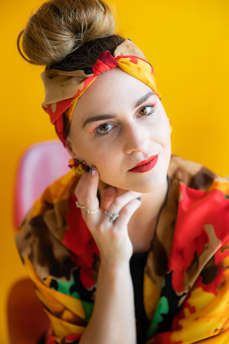 "by VINNIK ""Nancy"" Headwrap"