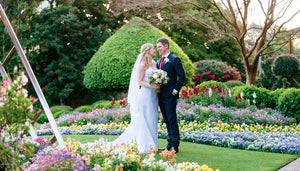 Leigh & Dan's Roma St Parklands Wedding