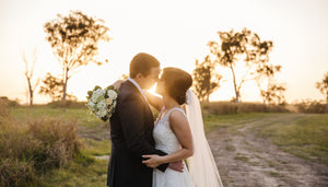 ASHLEIGH & GLENN'S SIRROMET WINERY WEDDING