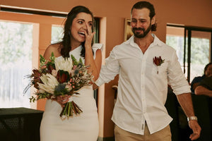 JESS & SALVATORE'S SURPRISE WEDDING