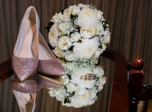 SHEREE & SCOTT'S CLASSIC INNER CITY WEDDING