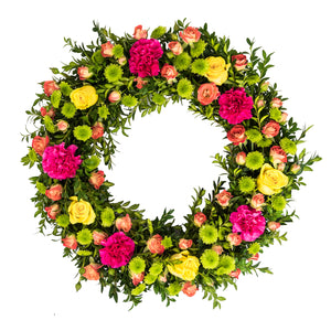 FRANCIS WREATH