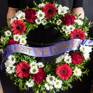 FULLERTON WREATH