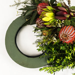 DIY Native Wreath Floristry Kit Lest We Forget