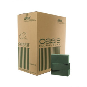 OASIS IDEAL FLORAL FOAM BOX OF 60 BRICKS