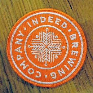 Indeed Logo Patch