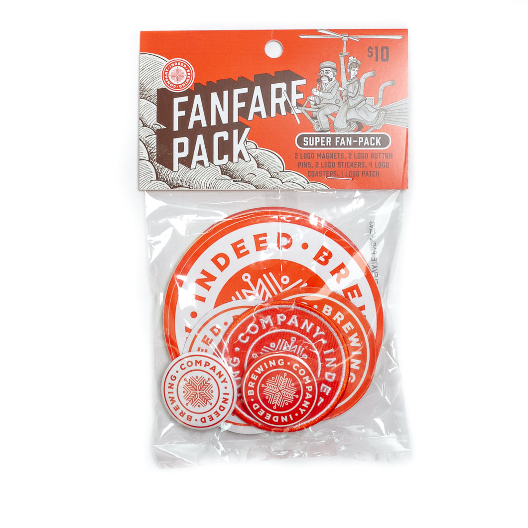 Indeed Fan-Fare Pack