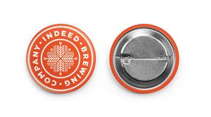 Indeed Logo Button