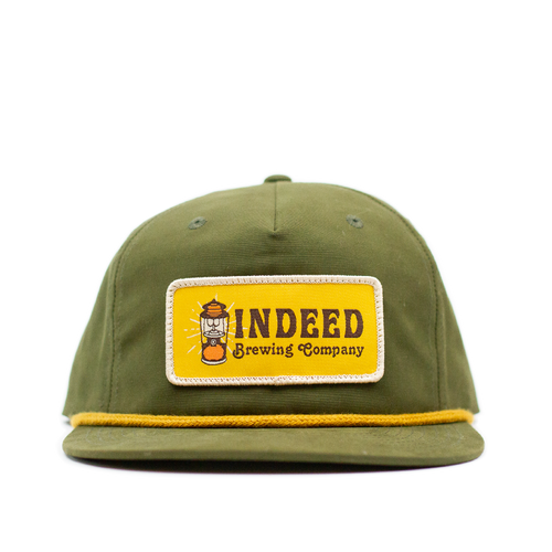 Outdoor Patch 5-Panel Hat