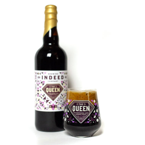 The Queen Limited Ed. Glass