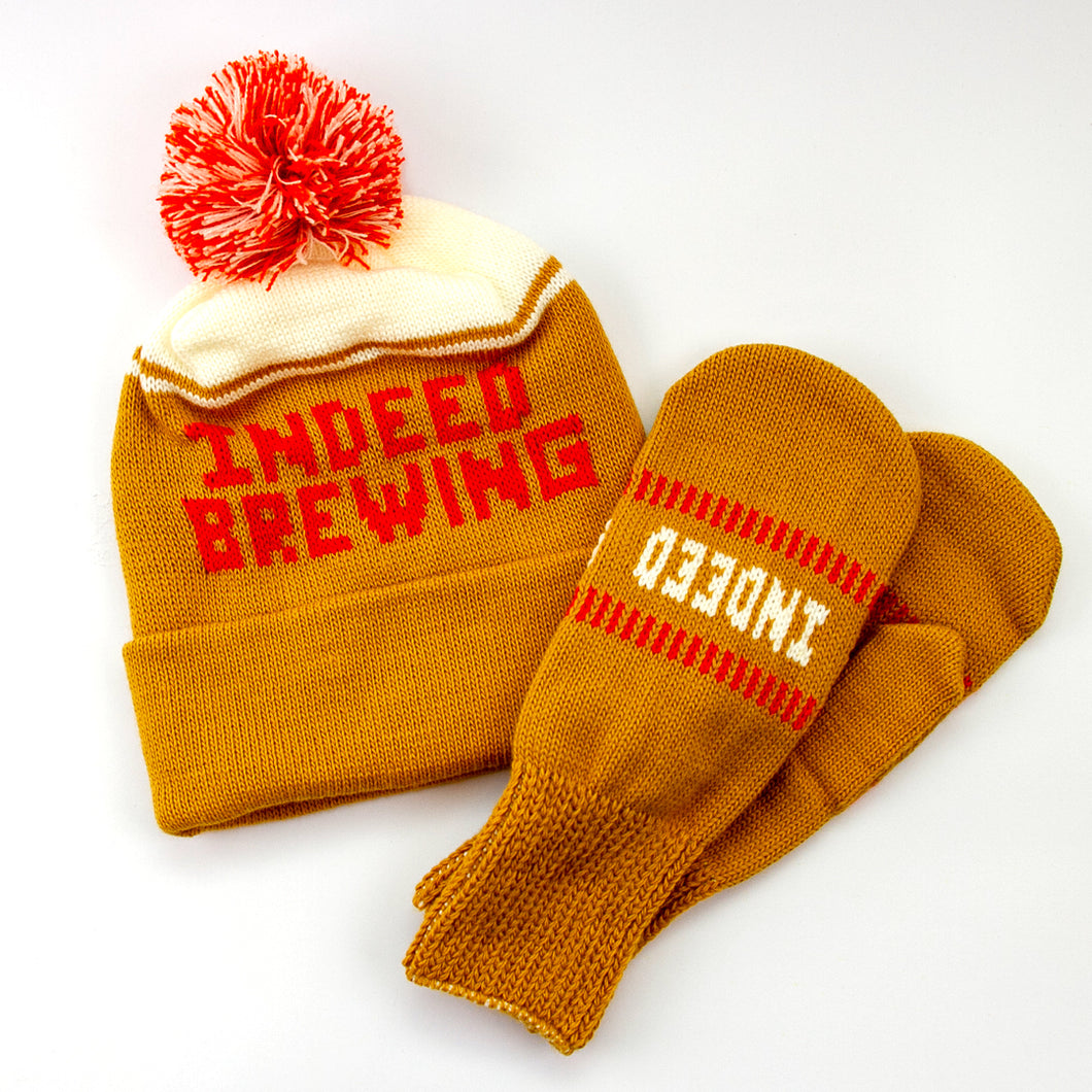 Jersey Cuff Indeed Brewing Stocking Cap