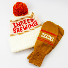 Load image into Gallery viewer, Custom Knit Indeed Brewing Mittens