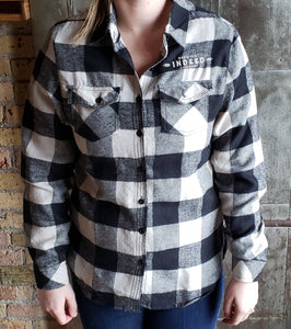 Women's Indeed Buffalo Check Flannel