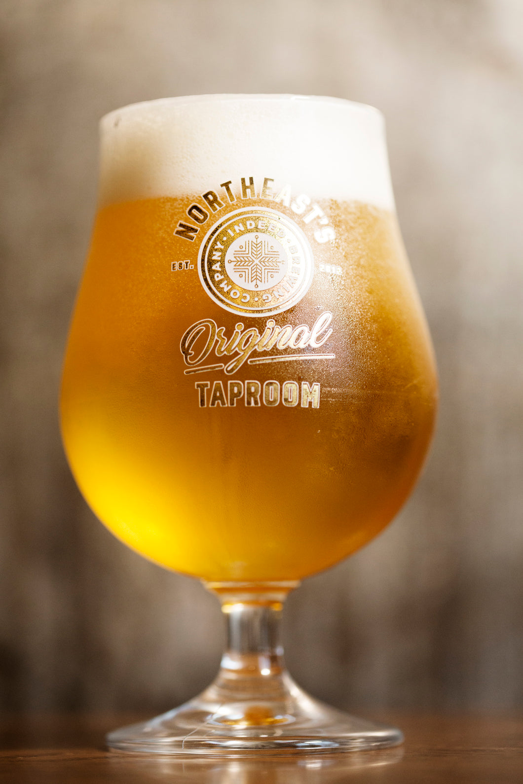 Indeed Brewing 12oz Taproom Glassware