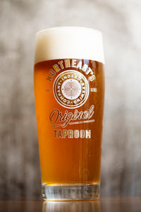 Indeed Brewing 16oz Taproom Glassware