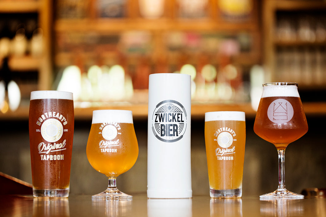 Indeed Brewing Taproom Glassware (ALL)
