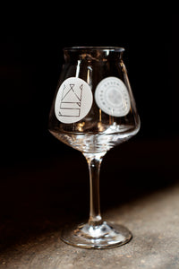 Indeed Logo Glassware (ALL)