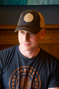 Indeed Brewing Trucker Hat