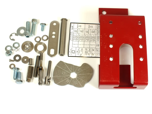 Reciprocating Valve Mounting Kit