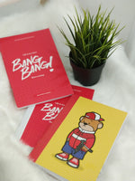 Caprice's Bang Bang Notebook