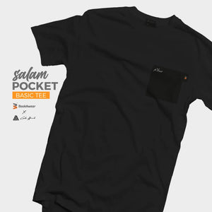 Salam Pocket T-shirt