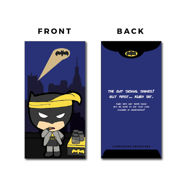 #RayaReady DC Batman Sampul Raya