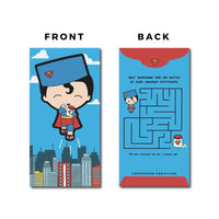 #RayaReady DC Superman Sampul Raya