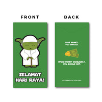 #RayaReady Yoda Sampul Raya