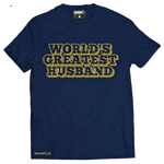 """World Greatest Husband"" T-Shirt"