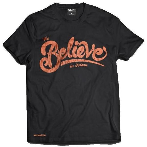 """We Believe"" T-Shirt"