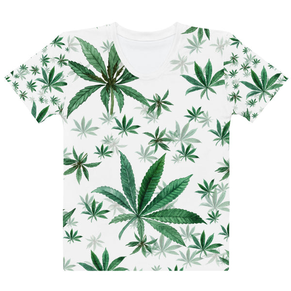 Women's Floral Tee