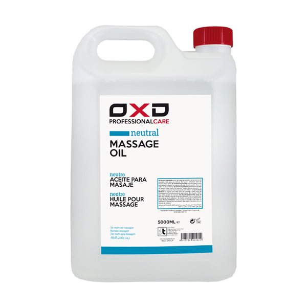 OXD Massageöl Neutral