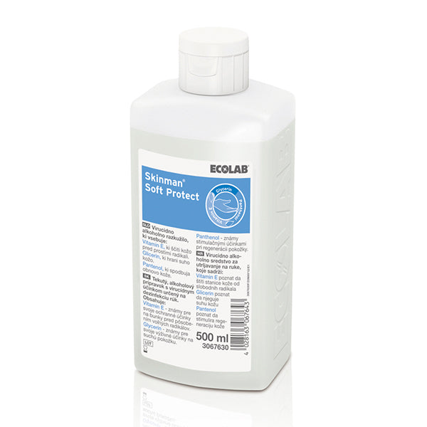 Händedesinfektion Skinman Soft Protect, 500 ml