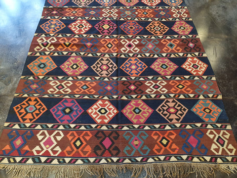 Kazak Kilim Antique