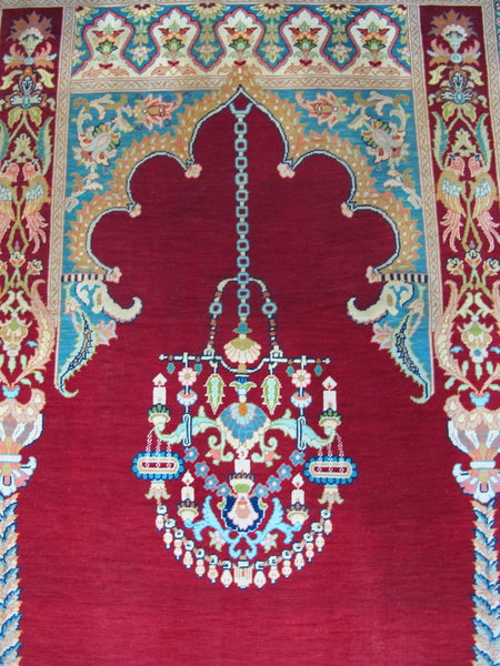 authentic turkish hereke rug