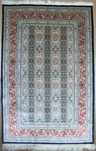 silk turkish hereke rug