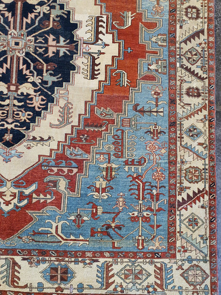 Turkish handmade rug