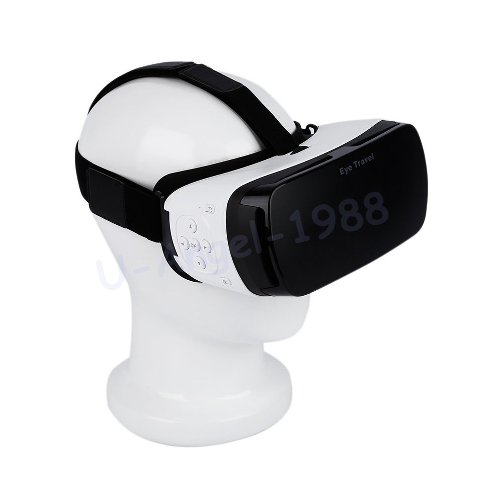 1pc VR Box 3D Virtual Reality Glasses Eye Travel for 4.5-5.5 inches Smartphone