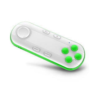 High-tech Trendy Virtual Reality Game Pad Controller Bluetooth Wireless Shutter Game Gamepad Portable Control Joystick
