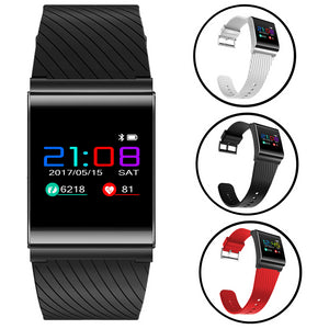BANGWEI New Smartband Heart Rate / Blood Pressure Monitor Sedentary Reminder Pedometer Remote Camera IP67 Waterproof Smart Watch