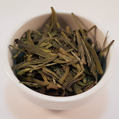 Lung Ching Dragonwell Organic