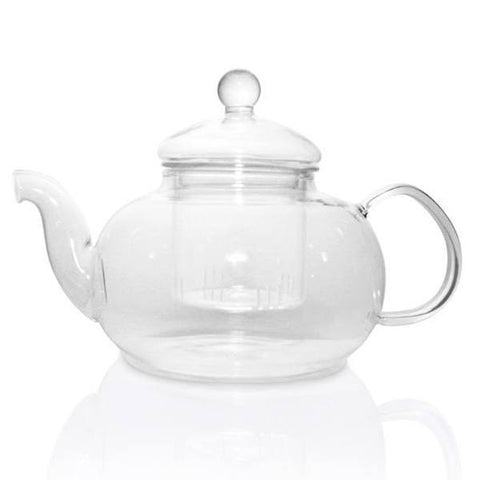 Clara Glass Teapot