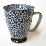 Ripple Edge Mug - Assorted Colours