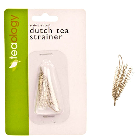 Dutch Teapot Strainer