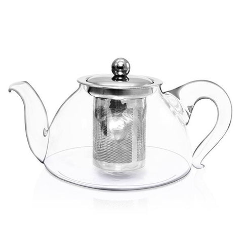 Edda Glass Teapot