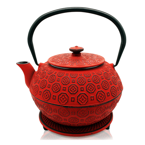 Kikkou Cast Iron Teapot - 'NEW'