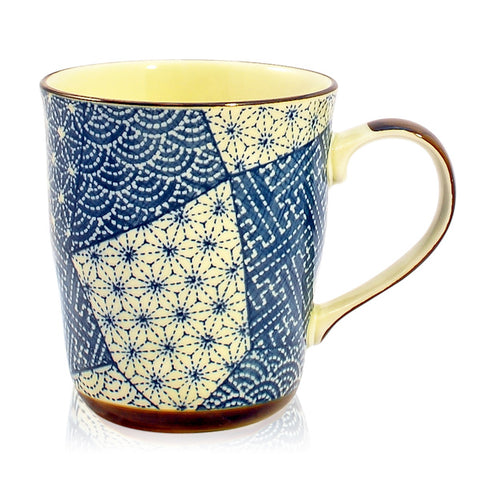 Japanese Gloss Mug Range - Assorted Colours